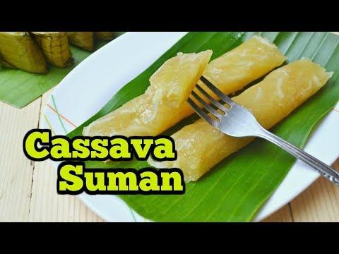 Download Cassava Suman (Suman Kamoteng Kahoy) HD Mp4 3GP Video and MP3