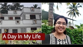 Vlog ||A Day in My Life|| My Home || Varutharacha Mutta Curry || Painting || Anu's Kitchen