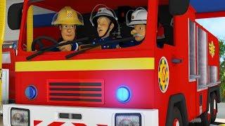 Fireman Sam full episodes HD | Mike Flood is in danger - Sam' Ocean rescues 🚒Marathon 🔥Kids Movies