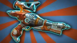 Fallout 4 - Alien Blaster Pistol - Unique Weapon Guide