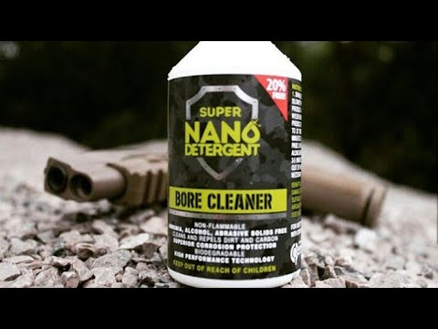 SUPER Nano Detergent Bore Cleaner Review