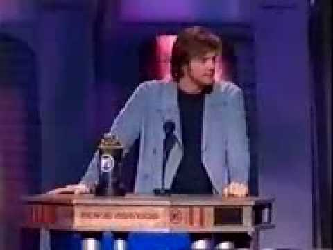 Jim Carrey at the MTV awards for Liar Liar and the callout is hilarious