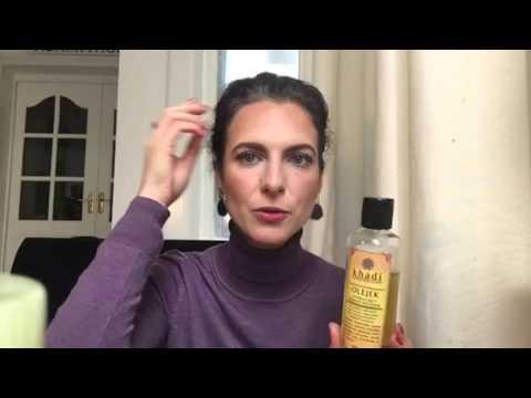 Glina przeciw wypadaniu włosów