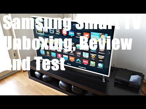 Samsung UE48H6410 3D LED Backlight Fernseher - Unboxing, Review und Test (Deutsch)