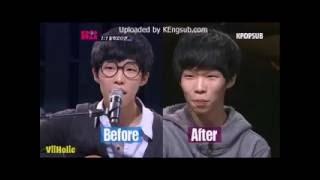 AKMU Kpop Star Ep 4 part I [Eng sub]