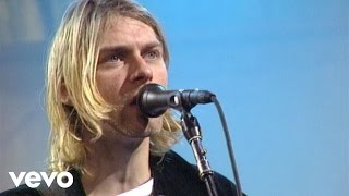 Rape Me (En vivo) - Nirvana  (Video)