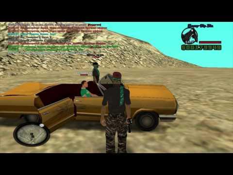 Samp rp 02  Неудачное похищение.
