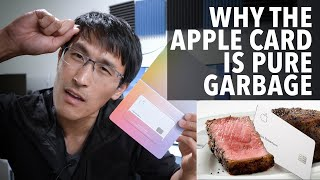 Why The Apple Card Is Pure Garbage (NEW In Depth Review, Full & Comprehensive)