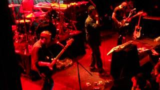 Dredg - The Canyon Behind Her (Live) 11-09-12
