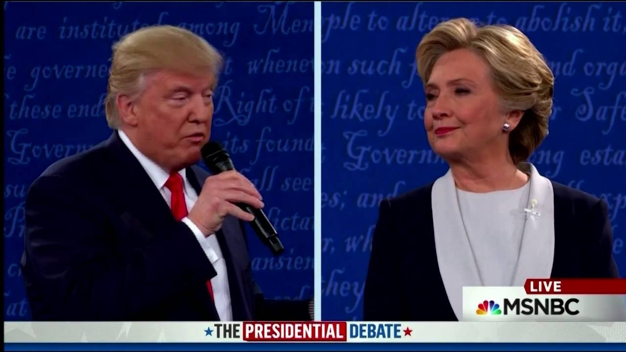 The Second Presidential Debate | The WORST Line Was… thumbnail
