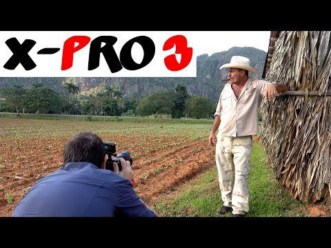 FujiFIlm X-Pro3 - on location
