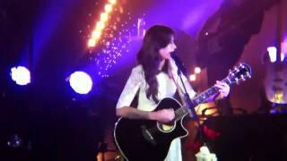 Christina Perri - Tragedy live at the Shepherds Bush Empire