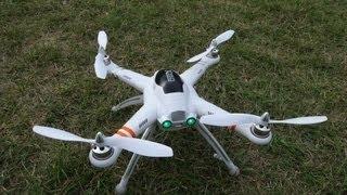 Drone Walkera QR X350 Radio Devo 7 FPV - DEVENTION 7 - UFO