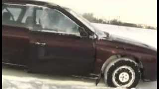 preview picture of video 'Subaru legacy 4x4 Winter Rally Mońki'