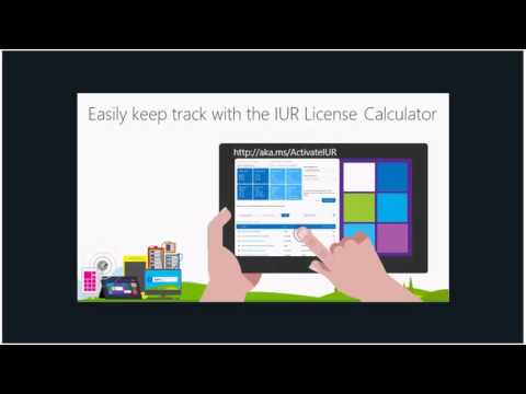 MPN 101 - Microsoft Dynamics CRM Online Internal Use Rights activation call