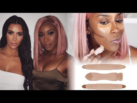 KKW Beauty?! Watch This Review First! | Jackie Aina