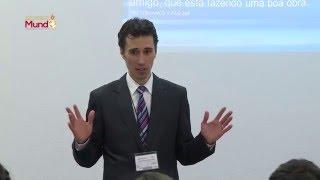 """""""A Igreja Emergente e a Profecia"""" (parte 2), Ruben Fernandes - IV Convenção GAM 2016"""