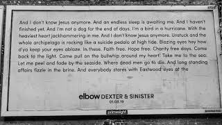 Elbow   Dexter & Sinister (Official)