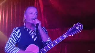 Steve Kilbey & Amanda Kramer - Racing In The Street - The Islington - 23rd March 2019