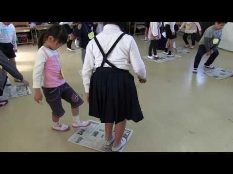種子島の学校活動:現和小学校新一年生学校体験