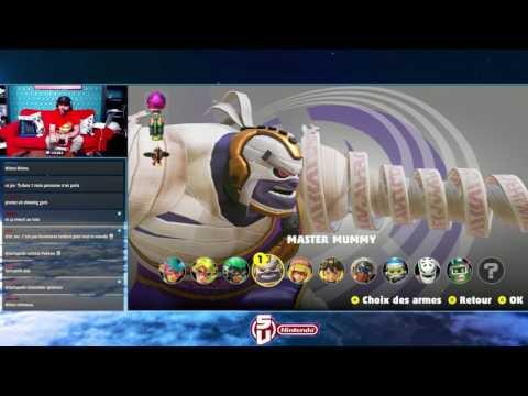 [NintendoFAN#25] ARMS - Tuto et test online