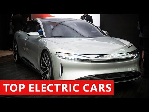 10 Amazing Electric Cars Coming In 2018. Record Speed And Price Tags.