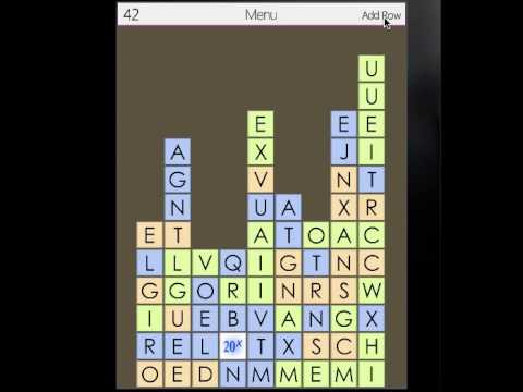Video of WordPile Free - Word Search