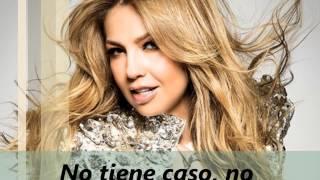 Thalía - Solo parecía amor (letra) HD y excelente audio