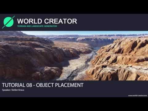 WorldCreator :: World Creator 2 - A GPU Powered Terrain and