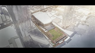 BEC-Tero Concert Hall - Architectural Thesis