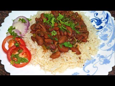 Combo Recipe || Rajma Chawal || Jeera Rice || Hindi Recipe || By Cooking Tadka With Renu...