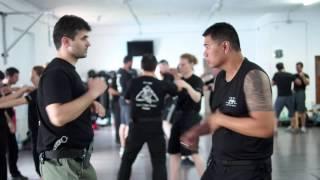 Einblick in das Karambit Training von Tuhon Ray Dionaldo