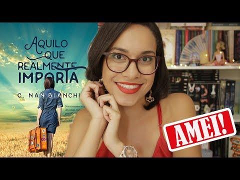 AQUILO QUE REALMENTE IMPORTA ? BOOK REVIEW | Segredos Entre Amigas