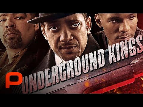 Underground Kings (Full Movie) Drama Crime | Undercover Cops Police Corruption