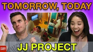 """JJ Project """"Tomorrow, Today"""" • Fomo Daily Reacts"""