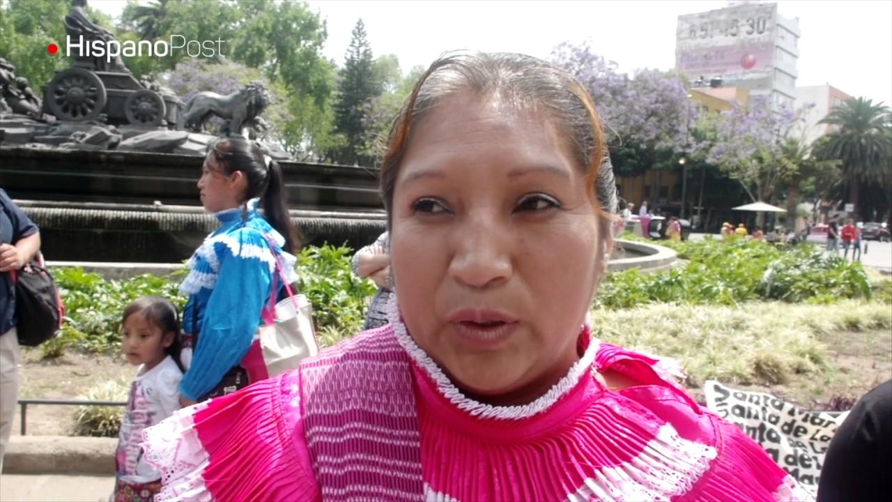 Vecinos de zonas chic de CDMX le rezan a Santa María la Juaricua para no ser desplazados