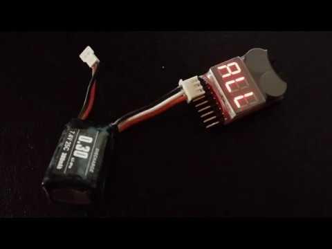 Medidor Baterias LiPo Banggood