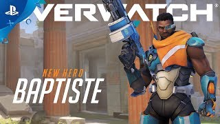 Overwatch - Introducing Baptiste | PS4