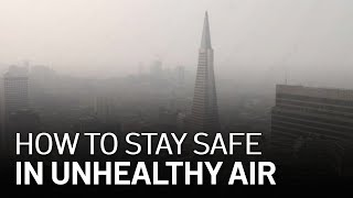 What You Should and Shouldn't Do When the Air Quality Is Unhealthy