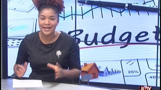 2019 Budget - News Desk on JoyNews (14-11-18)