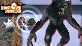 WHO LET THE BEAST OUT? | Little Big Planet 3 (PS4) Multiplayer Gameplay