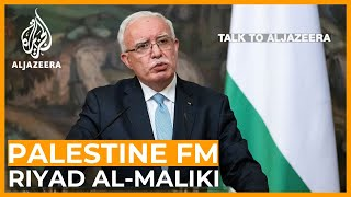 Riyad al-Maliki: Is the Palestinian Authority still relevant? | Talk to Al Jazeera