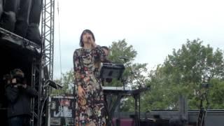 Bat For Lashes ~ Glass ~ Live ~ Northside Festival 2012