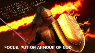 Prayer To Put On The Whole Armor Of God   Comprehensive
