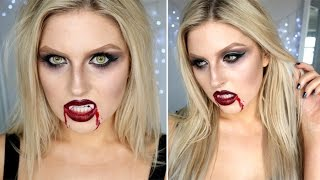 Вампиры, Sexy Vampire Makeup ♡ Shaaanxo Halloween