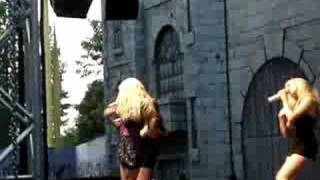 Danity Kane - Sucka For Love Maryland Six Flags