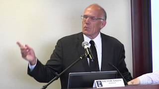 'Trump as classic tragic hero,' Prof. Victor Davis Hanson at Pepperdine conference