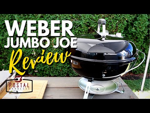 Weber Jumbo Joe Review – Best Portable Charcoal Grill Ever!