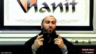 Zariyat Sûresi (1-23 Ayetler) Tefsir - Muharrem Çakır