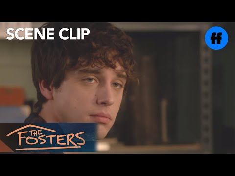 The Fosters   Season 4, Episode 20: Callie and Brandon Play Music   Freeform